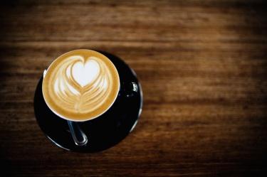 black espresso